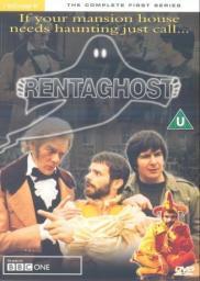 Random Movie Pick - Rentaghost 1976 Poster