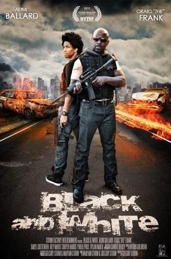 Random Movie Pick - Black & White 2012 Poster