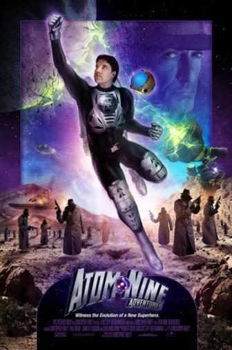 Random Movie Pick - Atom Nine Adventures 2007 Poster