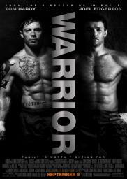 Random Movie Pick - Warrior 2011 Poster