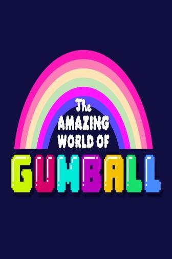 Random Movie Pick - The Amazing World of Gumball 2011 Poster