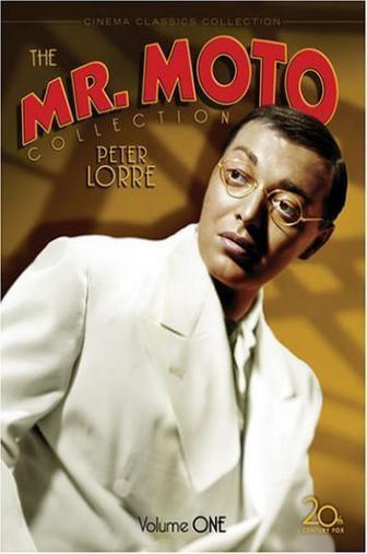 Random Movie Pick - Think Fast, Mr. Moto 1937 Poster