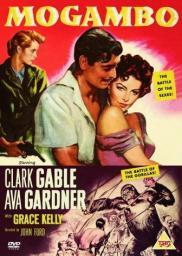 Random Movie Pick - Mogambo 1953 Poster