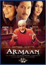 Random Movie Pick - Armaan 2003 Poster