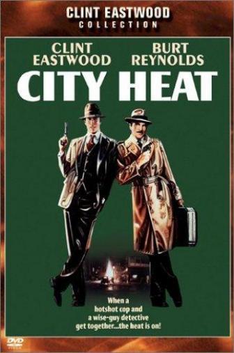 Random Movie Pick - City Heat 1984 Poster