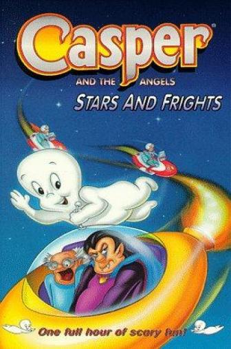 Random Movie Pick - Casper and the Angels 1979 Poster
