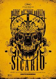 Random Movie Pick - Sicario 2015 Poster