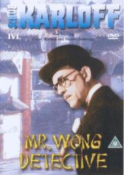 Random Movie Pick - Mr. Wong, Detective 1938 Poster