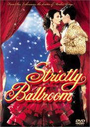 Random Movie Pick - Strictly Ballroom 1992 Poster