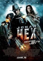 Random Movie Pick - Jonah Hex 2010 Poster