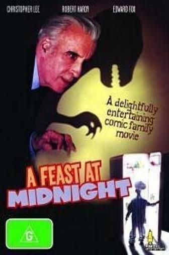 Random Movie Pick - A Feast at Midnight 1994 Poster