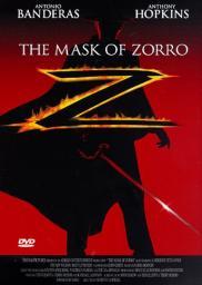 Random Movie Pick - The Mask of Zorro 1998 Poster