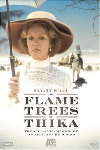 Random Movie Pick - The Flame Trees of Thika 1981 Poster