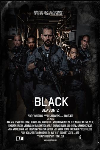 Random Movie Pick - Black 2013 Poster