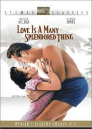 Random Movie Pick - Love Is a Many-Splendored Thing 1955 Poster