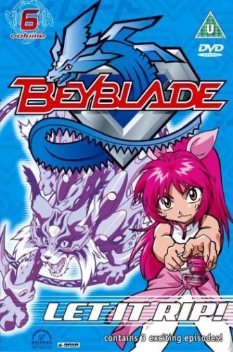 Random Movie Pick - Bakuten shoot beyblade 2001 Poster