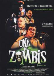 Random Movie Pick - Una de zombis 2003 Poster