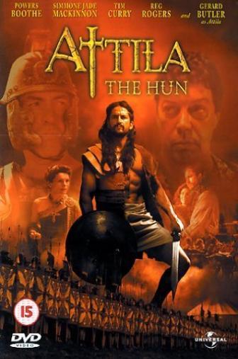 Random Movie Pick - Attila 2001 Poster