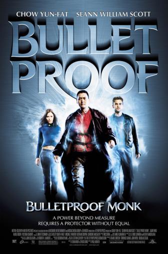 Random Movie Pick - Bulletproof Monk 2003 Poster