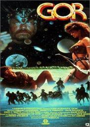 Random Movie Pick - Gor 1987 Poster