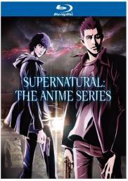 Random Movie Pick - Supernatural: The Animation 2011 Poster