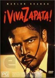 Random Movie Pick - Viva Zapata! 1952 Poster