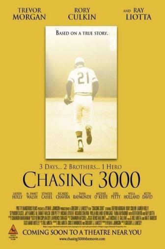 Random Movie Pick - Chasing 3000 2010 Poster