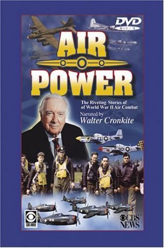 Random Movie Pick - Air Power 1956 Poster