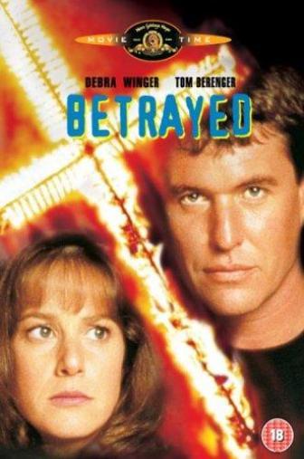 Random Movie Pick - Betrayed 1988 Poster