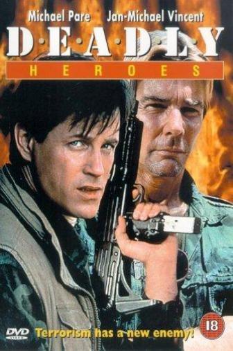 Random Movie Pick - Deadly Heroes 1993 Poster