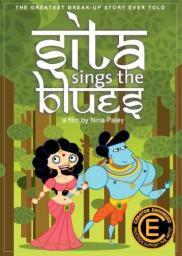 Random Movie Pick - Sita Sings the Blues 2008 Poster