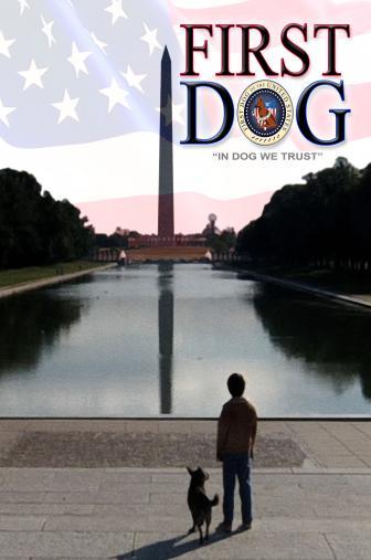 Random Movie Pick - First Dog 2010 Poster
