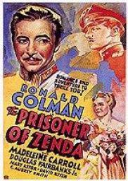Random Movie Pick - The Prisoner of Zenda 1937 Poster
