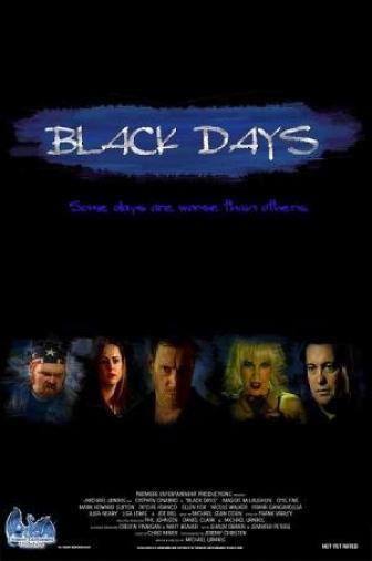 Random Movie Pick - Black Days 2005 Poster