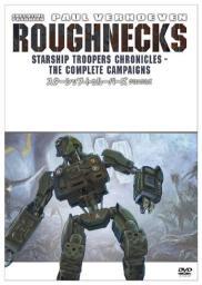 Random Movie Pick - Roughnecks: The Starship Troopers Chronicles 1999 Poster