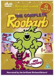 Random Movie Pick - Roobarb 1974 Poster