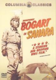Random Movie Pick - Sahara 1943 Poster