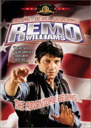Random Movie Pick - Remo Williams: The Adventure Begins 1985 Poster
