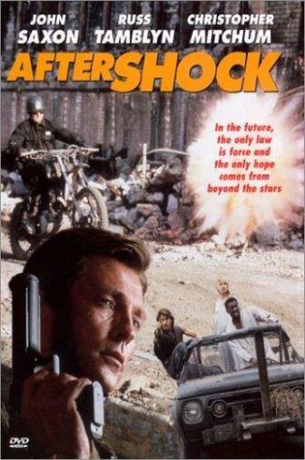 Random Movie Pick - Aftershock 1990 Poster