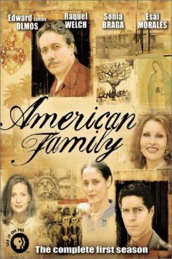 Random Movie Pick - American Family 2002 Poster
