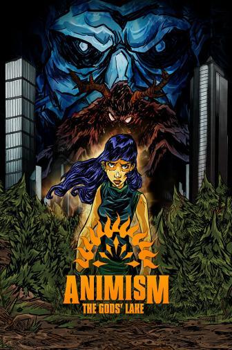 Random Movie Pick - Animism 2012 Poster