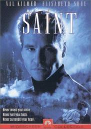 Random Movie Pick - The Saint 1997 Poster