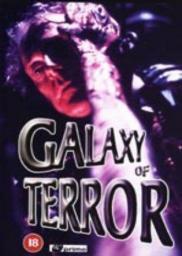 Random Movie Pick - Galaxy of Terror 1981 Poster