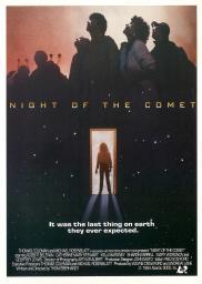 Random Movie Pick - Night of the Comet 1984 Poster