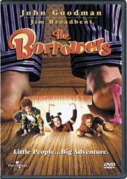 Random Movie Pick - The Borrowers 1997 Poster