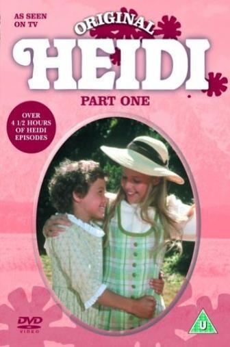 Random Movie Pick - Heidi 1978 Poster
