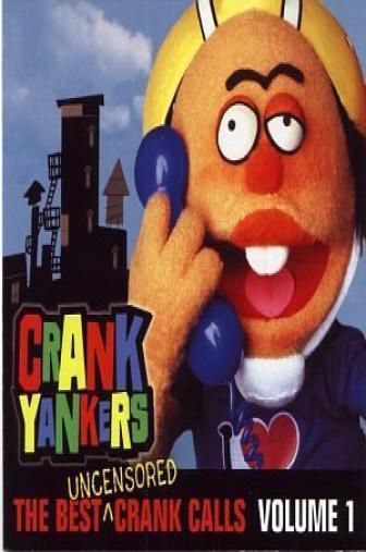 Random Movie Pick - Crank Yankers 2002 Poster