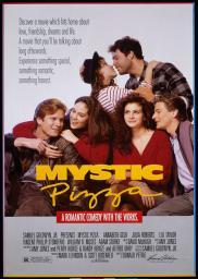 Random Movie Pick - Mystic Pizza 1988 Poster