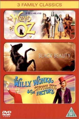 Random Movie Pick - Black Beauty 1946 Poster