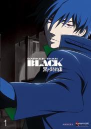 Random Movie Pick - Darker than black: Kuro no keiyakusha 2007 Poster
